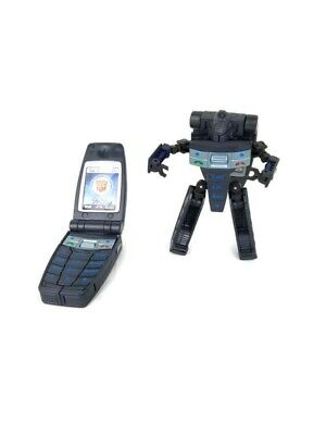 Transformers The Movie Real Gear Speed Dial 800 Complete Lot of 2