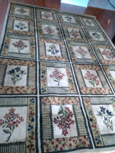 Rug very nice/tapis Magnifique