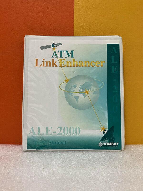 Comsat ATM Link Enhancer ALE-2000 User