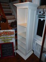 LARGE TALL SOLID SHELVING UNIT