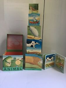 Animal Parade - Storybook & 5 Stackable Play Time Boxes London Ontario image 2