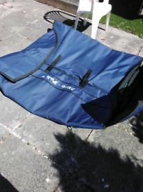Auto-pak sportscar hardtop cover