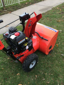 Simplicity 26 Inch Snowblower