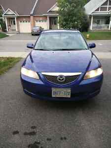 2005 Mazda 6, 177.5K, selling as is, $2000 or best offer