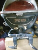 25 hp evinrude with electric start