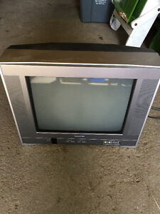 "Toshiba 14"" TV Free for pick up"