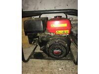 Honda generator 13hp 6kva / 110v/240v gx390