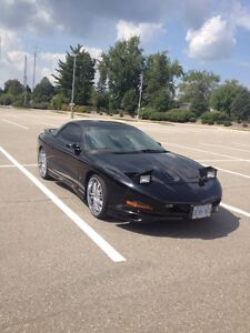 1997 firebird low km stereo and rims