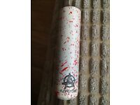 Anarchist blood spatter mechanical mod - Ecig