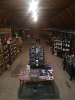 MASSIVE RETRO VIDEO GAME SALE AT BARNSALE OTTERVILLE SAT OCT 10