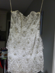 Demetrios Wedding Dress (2  pieces)