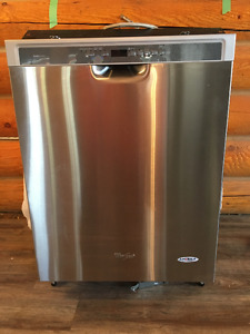 Gold Series Whirlpool Stainless dishwasher NEW