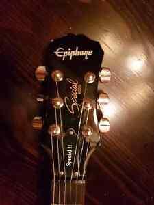 Electric Guitar- Epiphone Les Paul Special II