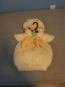 Little chick 3-6mth costume