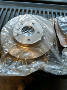 brand new front brakes for a 06 Chevy uplander