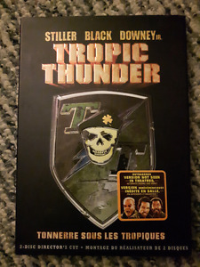 Tropic Thunder 2-Disc Director's Cut
