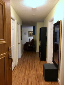 Spacious One Bedroom Condo in Clayton Park for Rent