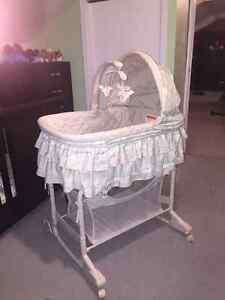 Baby Bassinet with Mobile