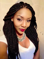 EXPERIENCED AFRICAN BRAIDER IN MISSISSAUGA NOW AVAILAIBLE!!