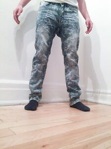 ***ACID WASH, BIKER JEANS AND CHINOS***