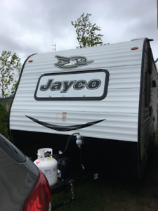 2017 Jayco trailer with bunks SUV/minivan towable