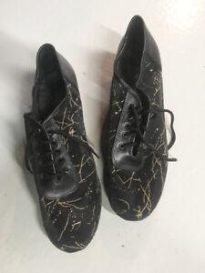Women's line dancing shoes