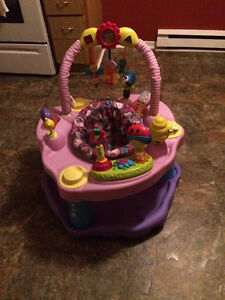Exersaucer, Musical Toys,Heights, Washable Padding,etc