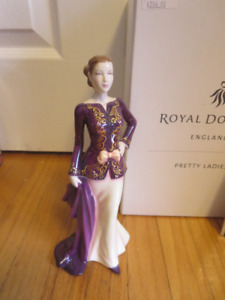Royal Doulton Elizabeth Pretty Ladies HN 4857 New in Box 2006