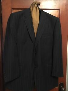 Men's high end suits
