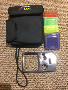 GameBoy Colour Accessories.