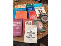 Job lot education books