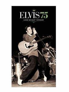 Elvis 75 - Good Rockin' Tonight Elvis Presley Audio 4 CD 80 page booklet