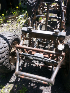 87 Honda 350 mint frame !! No papers !!