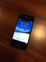 iPhone 4S like new condition. OBO
