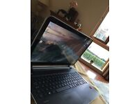Hp Touch Screen Laptop (Used Few Times)