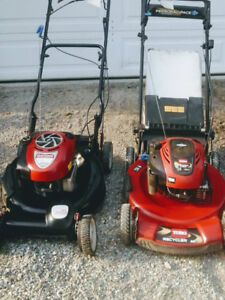 Lawnmowers  To  Go + self-propelled specials