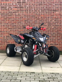 Quadzilla dinli 450cc quad not raptor, ltz, trx, car, van, Honda