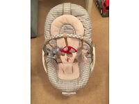 Baby Rocker Chair with music and vibrating function.
