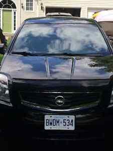 2012 Nissan Sentra 4 door Sedan