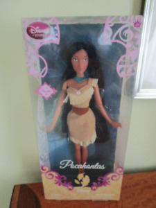 Disney Store POCAHONTAS Dolls Classic 11 inch Retired Versions