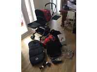 Bugaboo Chameleon 3 with Limited Edition Andy Warhol Fabric