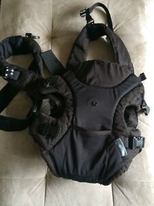 Baby carrier with cover