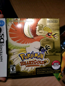 Pokemon heart gold for sale make an offer!!