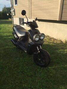 Scooter bws sport