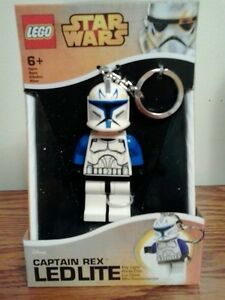 LEGO LED Keychain Star Wars Captain Rex - DECEMBER SALE