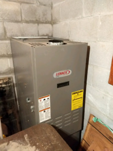 Lennox oil furnace