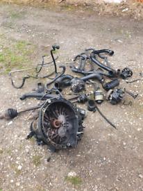 Vivaro parts Including gearbox