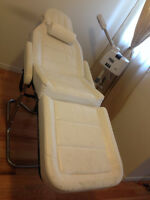 Salon Equipments-Massage bed,manicure station and much more