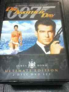 James Bond Die Another Day DVD