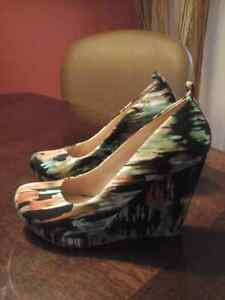 Wedge shoes by Locale for sale